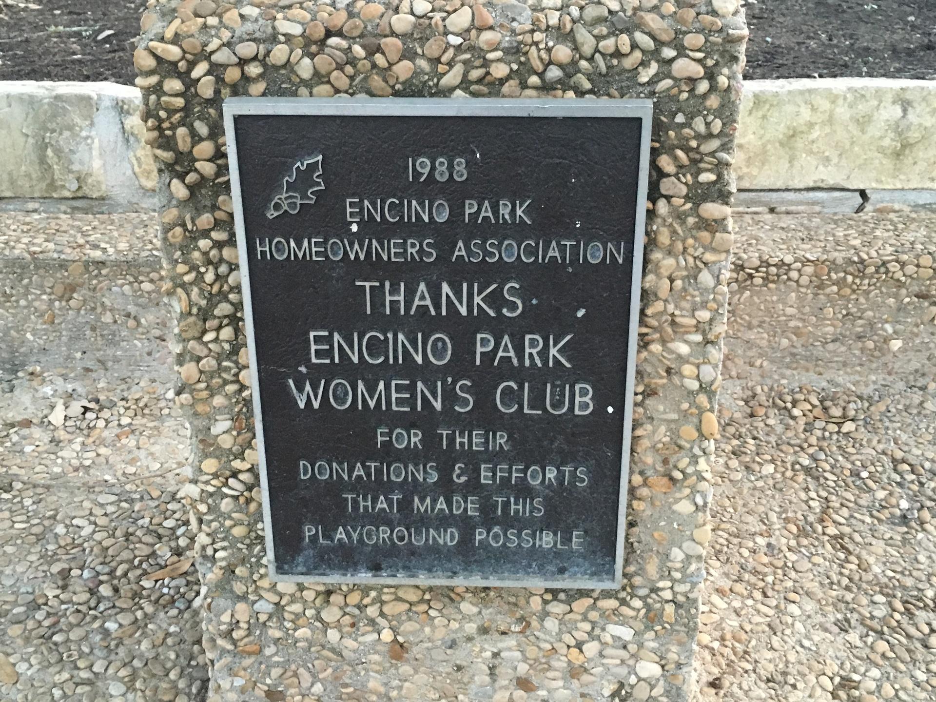 Encino Park HOA